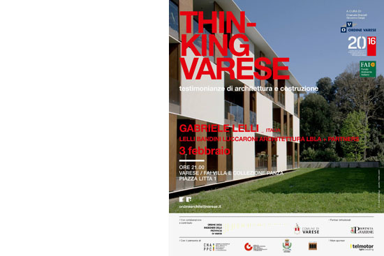 Public visit to one of the latest firm projects, the Stilt House, within the national Open! day, when architecture firms open their spaces to the public - Faenza